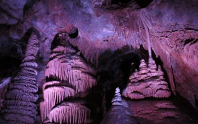 Lewis and Clark Caverns State Park, Montana
