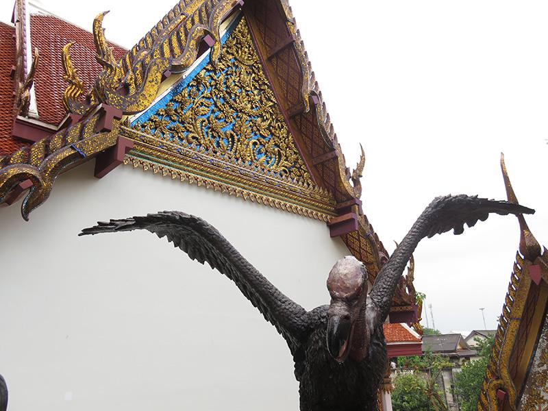 Wat Saket, Thailand