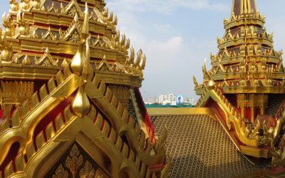 Wat Ratchanatdaram, Thailand